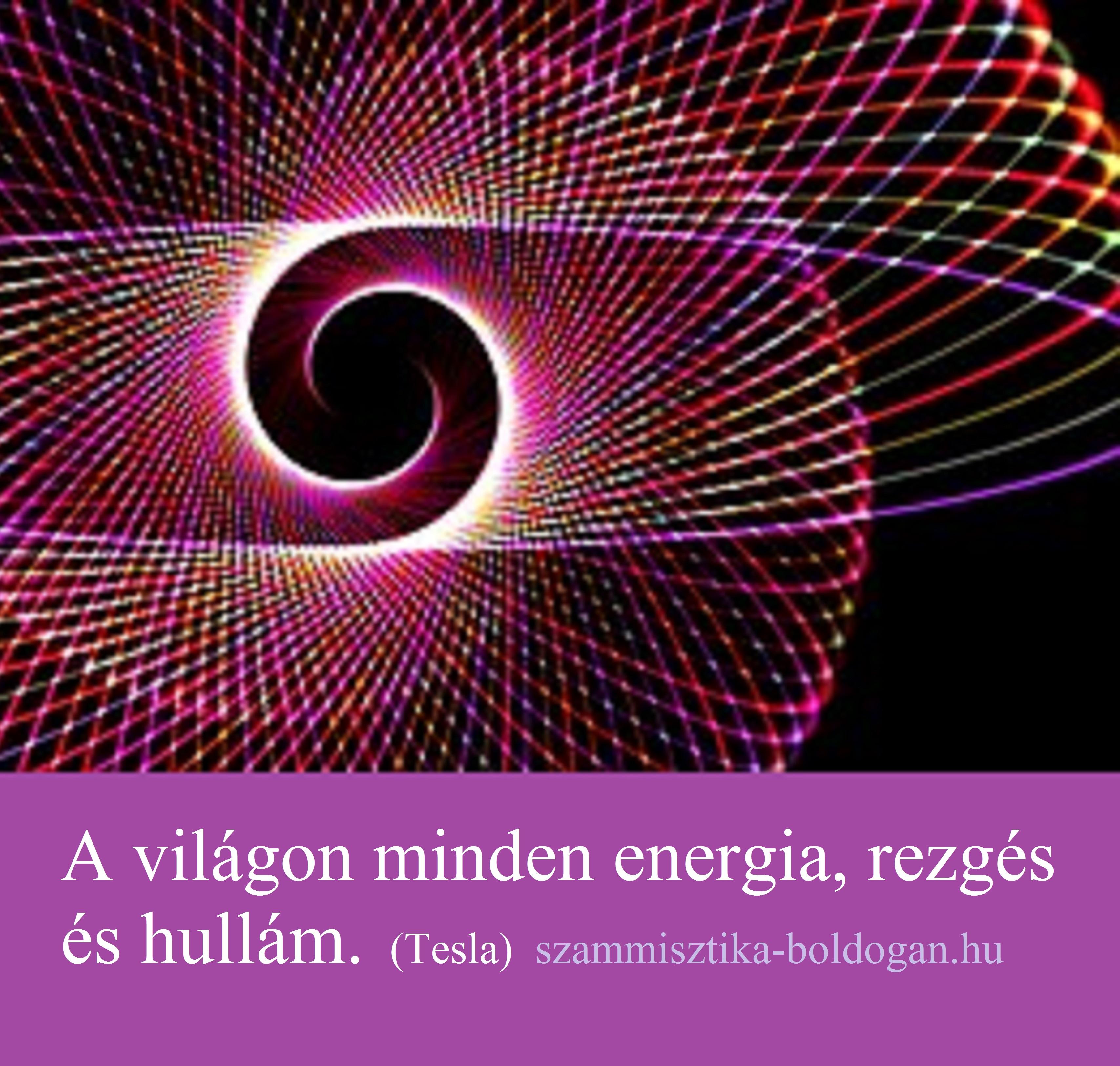 energia idézet